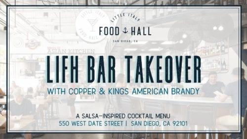 LIFH Bar take over graphic