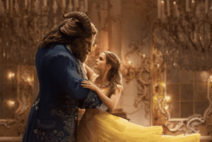 Movie still for Beauty and the Beast