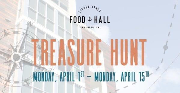 Easter Egg hunt poster and information