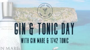 Graphic for Gin & Tonic Day