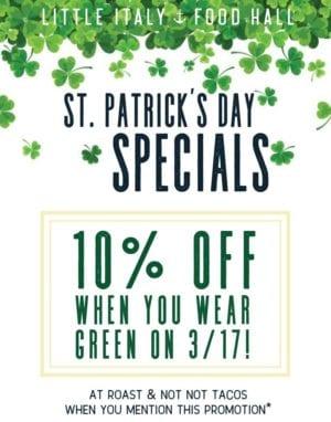 St. Patricks Day Copy