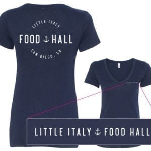 Little Italy Food Hall apparel