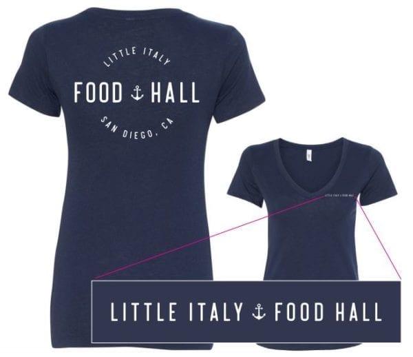 Little Italy Food Hall apparel