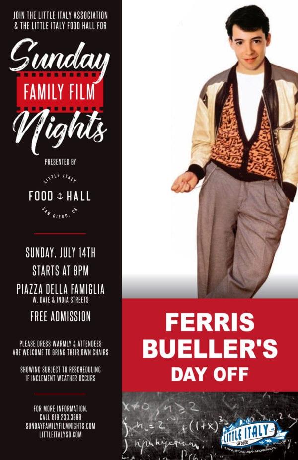 Ferris Bueller Day Off Online