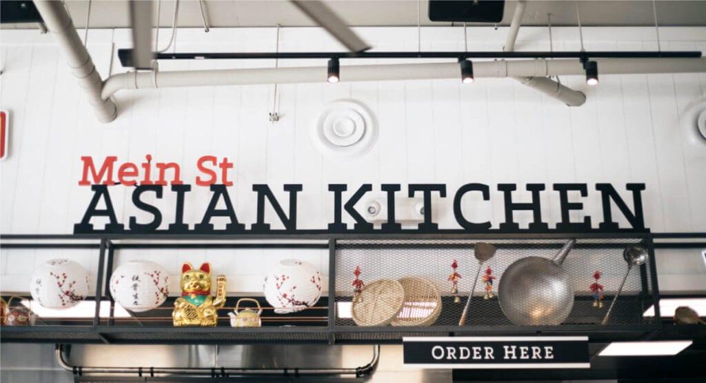 Mein St. Asian Kitchen