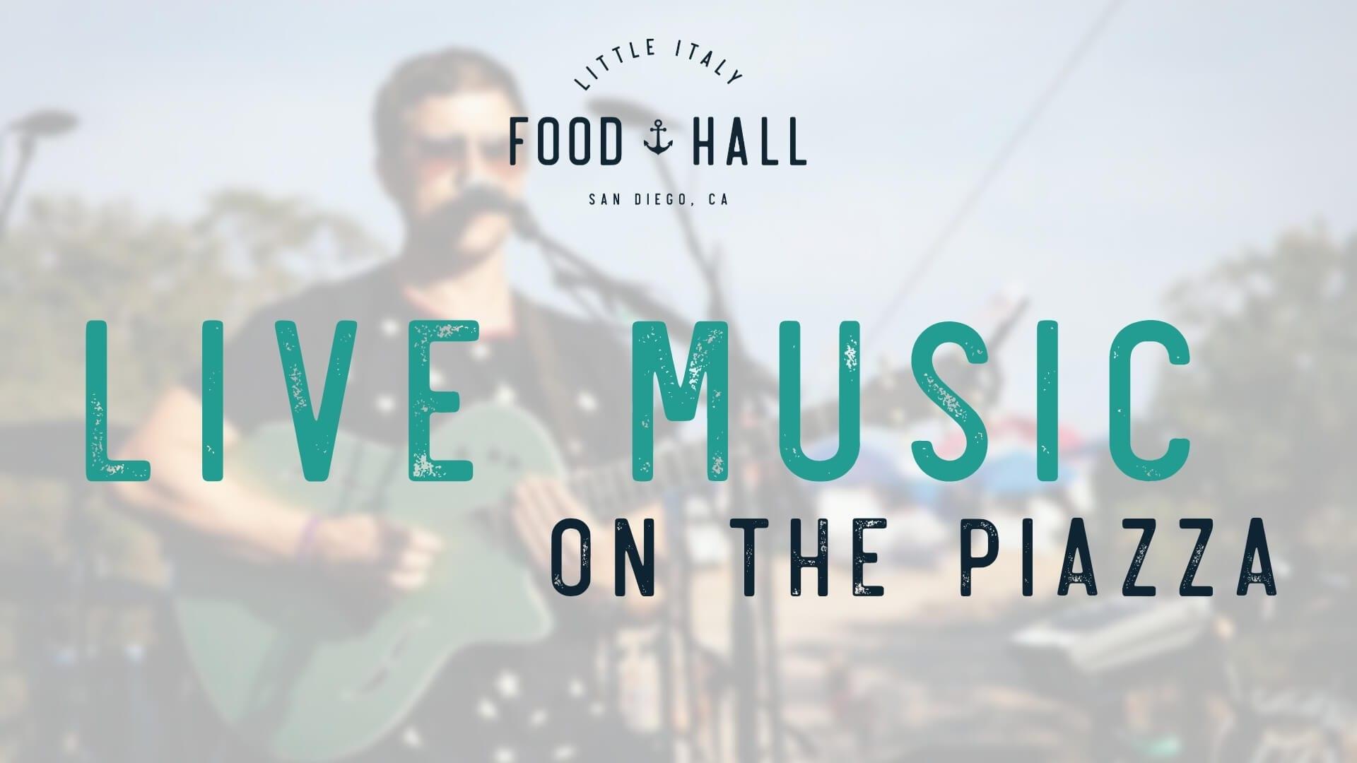 Live Music on the Piazza della Famiglia