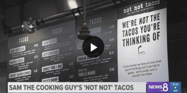 Not Not Tacos News Clip