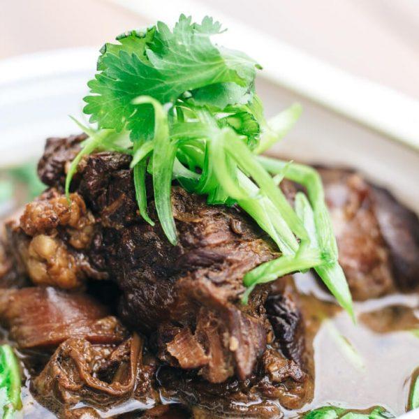 Taiwanese Beef Ramen Mein St. Asian Kitchen